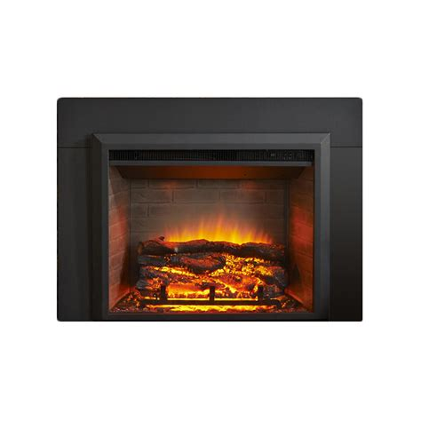 36 inch electric fireplace greatco gallery series insert electric fireplace 36 inch