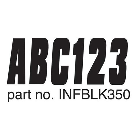 boat registration numbers west marine hardline products lettering kit for inflatable boats