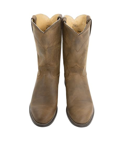 justin shoes justin boots classic roper boot sidmashburn