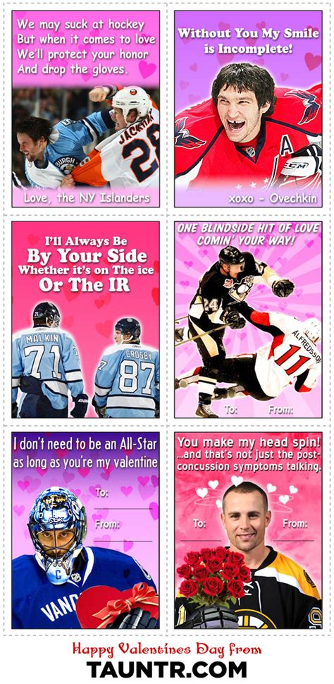 buzzfeed valentines day nhl valentines day cards pic