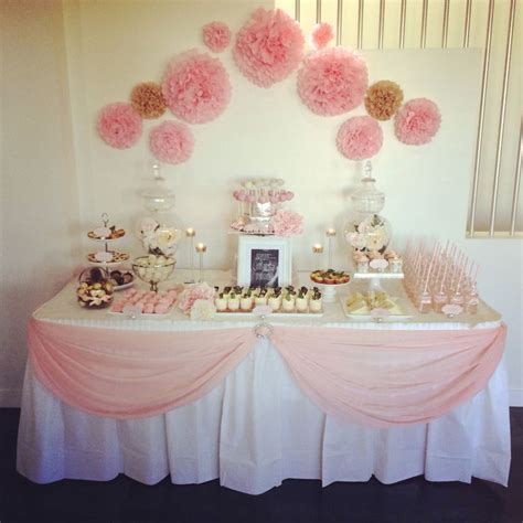 baby shower table best 25 baby shower table ideas on pinterest babyshower