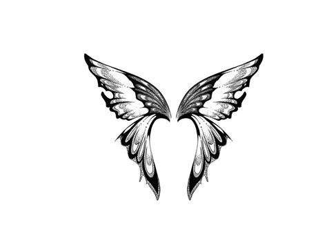 butterfly wings tattoo designs 7 awesome butterfly designs and ideas