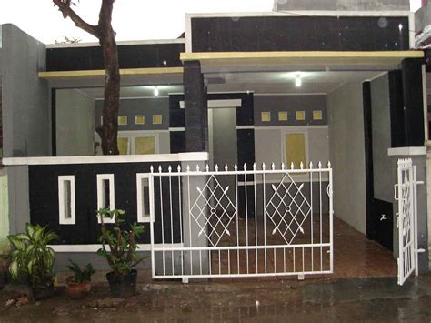 desain depan rumah minimalis design warna cat exterior joy studio design gallery