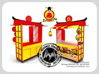 desain gerobak martabak desain logo logo kuliner desain gerobak jasa desain