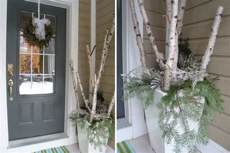 Aspen Branches Decorating by Maine Home Creative Ways To Use Birch Branches In