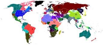 world map countries list sdn world wiki