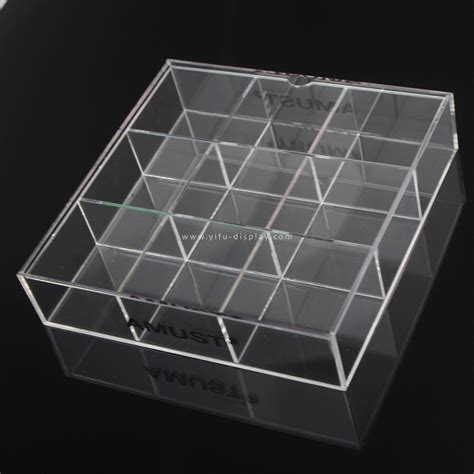 Acrylic Box acrylic display box bx030 manufacturers acrylic display
