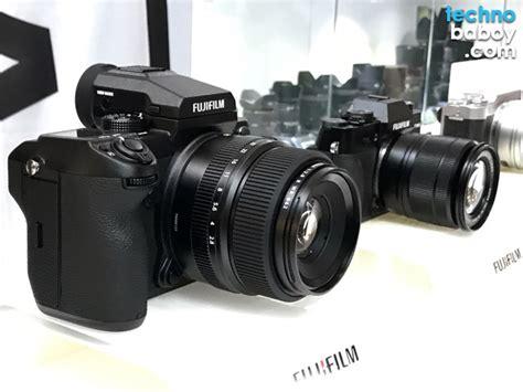 new fuji mirrorless fuji announces 6 new mirrorless cameras technobaboy