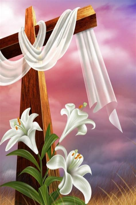 wallpaper iphone 6 easter free easter jesus 640x960 157036
