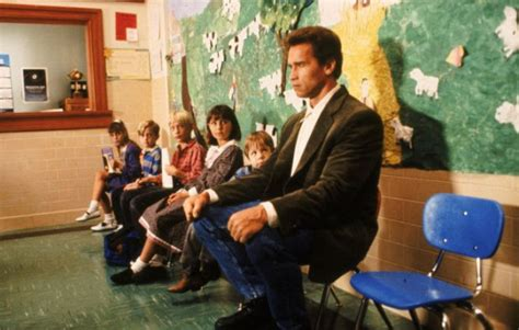 kindergarten cop there is no bathroom kindergarten cop 2 trailer has just dropped but there s no