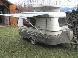 caravane 2 places neuve