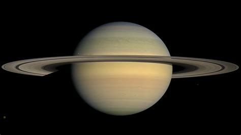 saturn images nasa news saturn spacecraft not affected by hypothetical planet 9