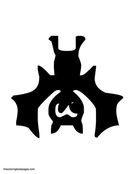 printable pumpkin stencils bat easter stencils printable upside down bat bat pumpkin
