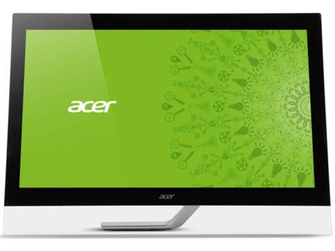 touchscreen monitore im test computer bild