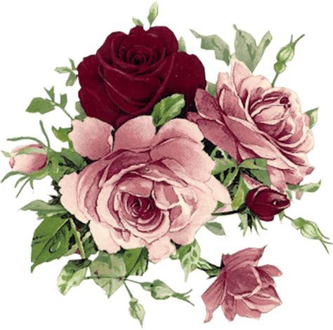 imagenes vintage en rosa zoom dise 209 o y fotografia 30 rosas vintage para scrap
