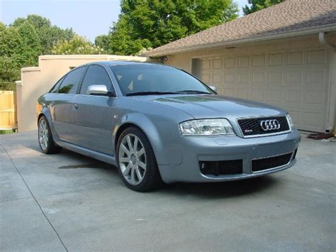 Audi A6 4 2 Specs by Audi A6 4 2 2003 Auto Images And Specification
