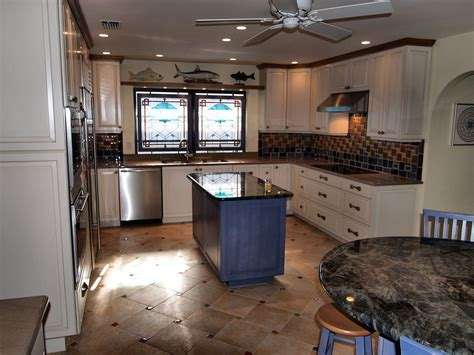 fort myers home remodeling tropical kitchens