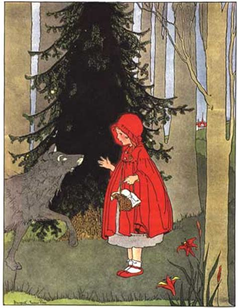 little red riding hood english fairy tale for kids youtube tales of faerie artist feature paul woodroffe