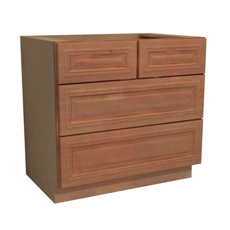 deep drawer kitchen cabinets assembled 36x34 5x24 in base kitchen cabinet in