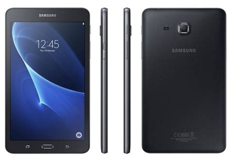 Samsung Tab A 7 Inch Samsung Launches 7 Inch Galaxy Tab A Liliputing