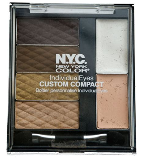 Tutorial Eyeshadow Inez New York tutorial central park using nyc cosmetics