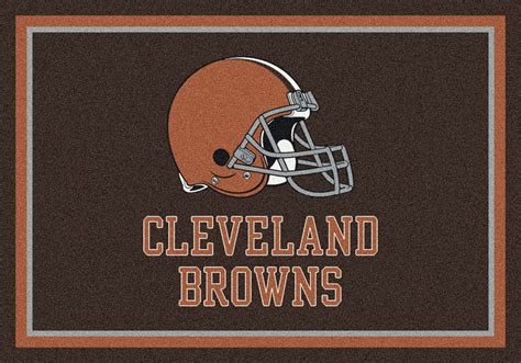 Cleveland Browns Rug by Cleveland Browns Nfl Rugs Stargate Cinema