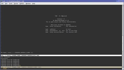 tutorial vim linux 20 a 241 os de vim tutorial taringa
