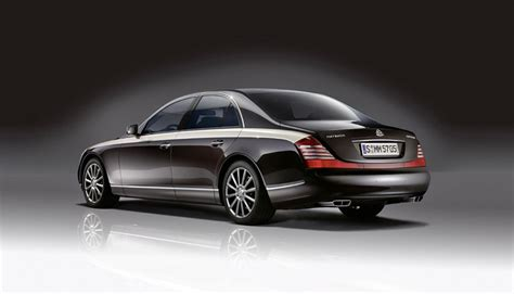 Maybach Zeppelin by 2009 Maybach 62 Zeppelin Review Supercars Net