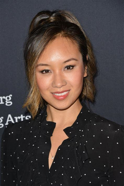 Ellen Wong at All About Nina Premiere at LA Film Festival