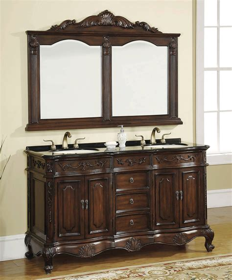 bathroom vanity wall mirrors classy bathroom vanity wall mirror with hand carved mahogany wood frame of astonishing