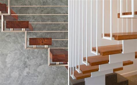 barandillas modernas para escaleras pasamanos modernos para escaleras de dise 241 o