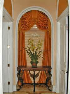 Arched Window Treatments Ideas Arched Windows Treatment Mortgage Networks