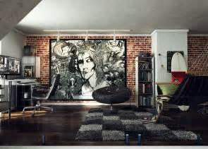 Home Interior Work Loft Design Inspiration