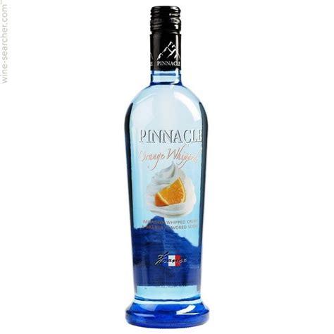 price history nv pinnacle imitation whipped cream orange flavored vodka france