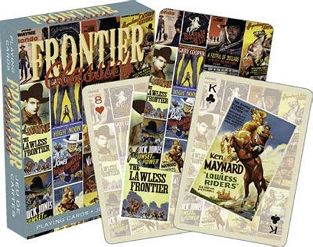 Frontier Gift Card - frontier classic playing cards deck