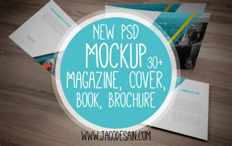 desain cover majalah corel draw master kumpulan desain rancangan magazine