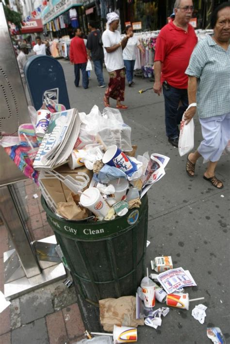 The City Digs Through Nyc Trash by City Could Recycle Compost 90 Of Waste Report Ny