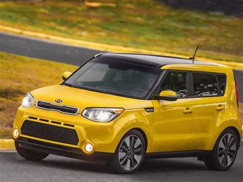 Kia Souls 2014 Kia Soul 2014 Car Image 88 Of 180 Diesel Station