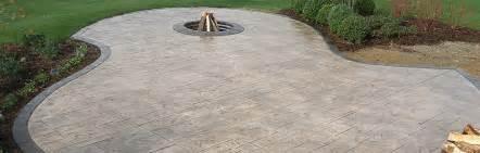 Acid Wash Patio Michigan Stamped Concrete Decorative Cement And Acid