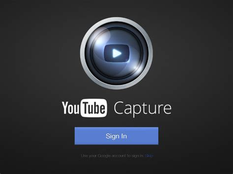 youtube capture is now optimized for ipad