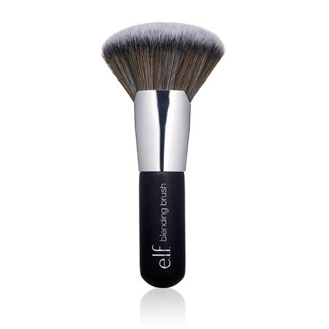 beautifully bare blending brush e l f cosmetics