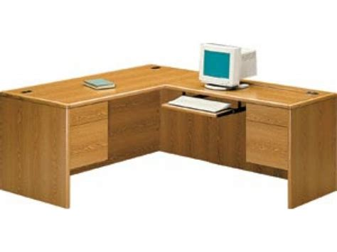 Hon Office Desks Hon L Shaped Office Desk W Right Return Hon 2000r Office Desks