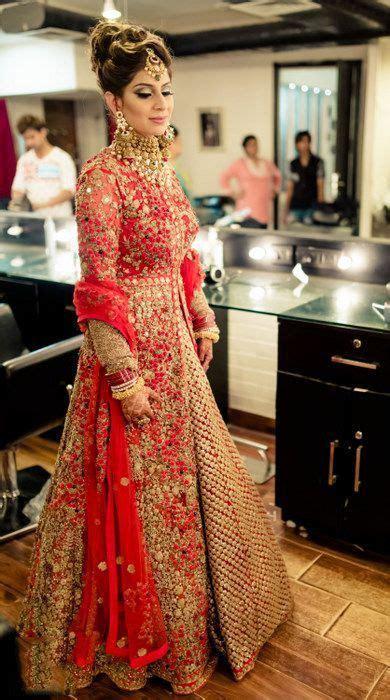 stylish pakistani brides wedding dresses  ideas