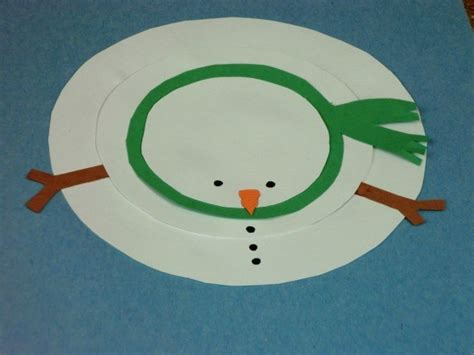 Snowman Papercraft - snowman craft ideas thriftyfun