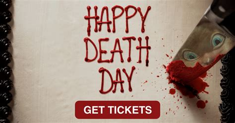 cgv happy death day happy death day get tickets universal studios