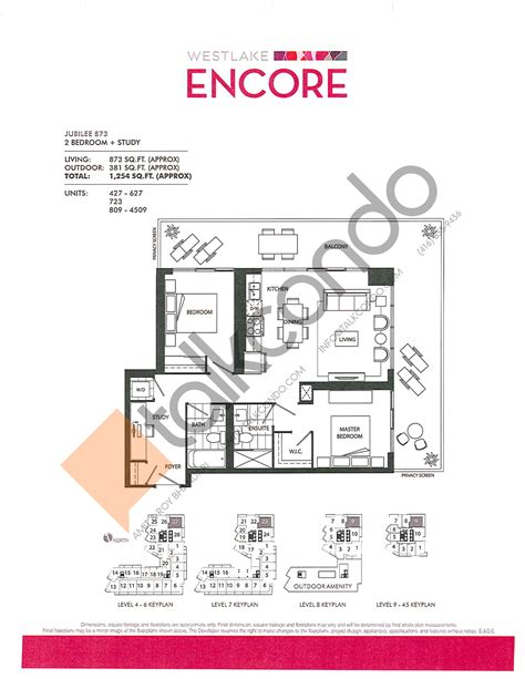westlake floor plan westlake encore condos talkcondo