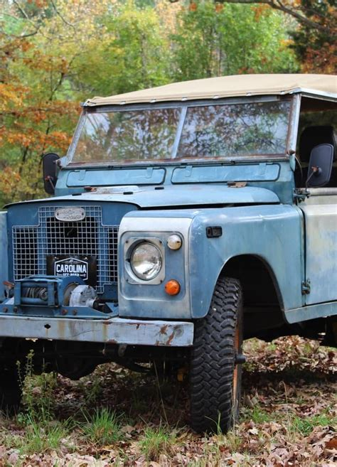 1970 land rover 1970 land rover series iia carolina offroad outfitters