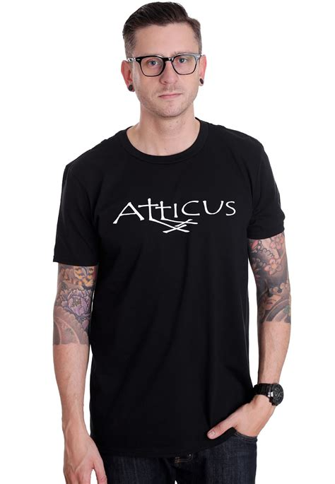 Tshirt New Aticus atticus doublecross t shirt impericon worldwide