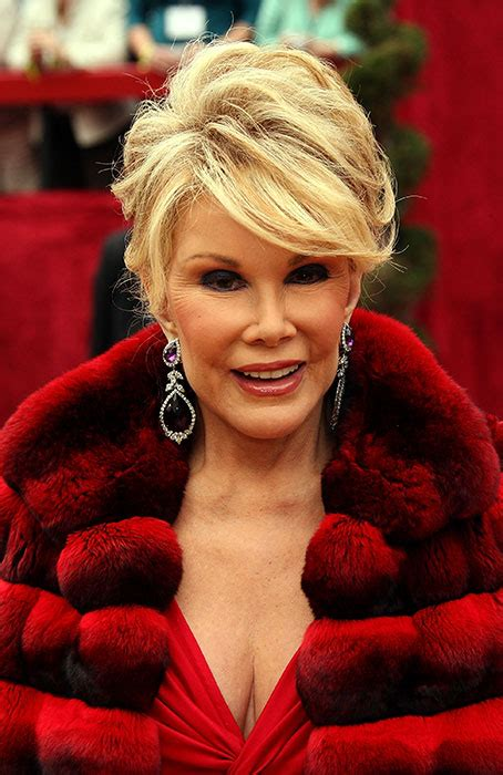 joan rivers hairstyle 2014 joan rivers top 10 quotes photo 8