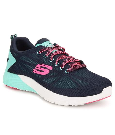 skechers multi color shoes skechers valeris multi color sports shoes price in india